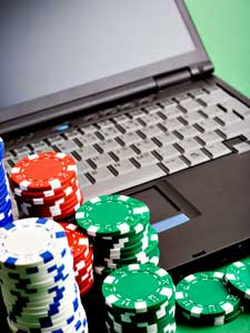 Gambling in the workplace is becoming an increasingly serious problem.